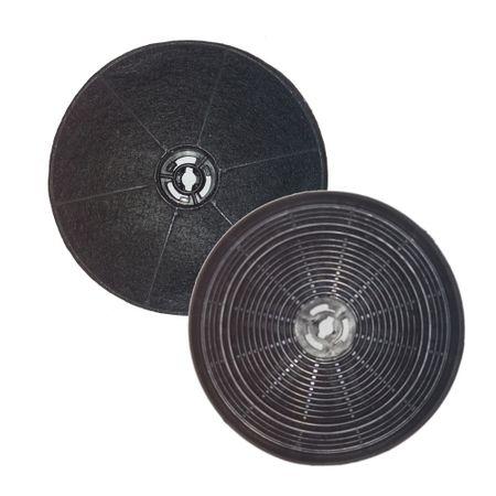 2 Stück Ersatzkohlefilter für AKPO 90 - Hauben WK-4 (Dandys, Rustica), WK-5, WK-7, WK-Light WK-Light – Bild 1