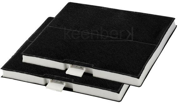 2er Sparset Keenberk Aktivfilter Ersatz-Aktiv-Kohlefilter für Siemens  LZ53250 LZ53251 LZ53650