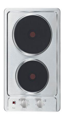Doppelkochplatte autark (Domino) EB-DKF-2