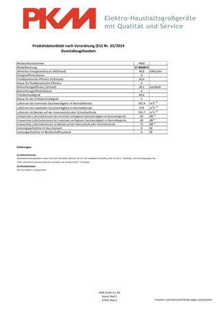 Dunstabzugshaube 90 cm S7-90ABTH – Bild 2