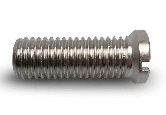 Hohlschraube 36mm für 3/12 Zoll Ablauf-Ventil zu Franke Küchenspülen mit Integralablauf - 133.0024.186 passend zu 133.0005.689 und 133.0005.690 – Bild 1