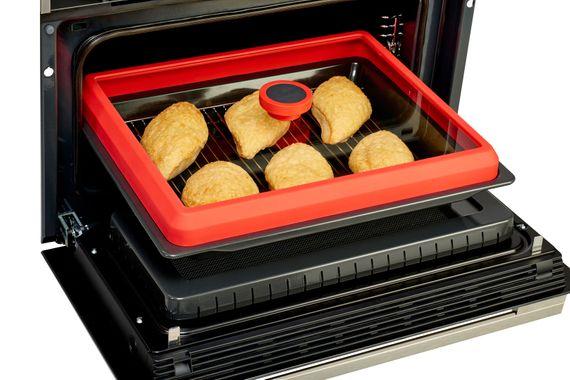 Teka Multicook 41599012 Dampfgareinsatz für Backofen - Garraum 22 Liter  Zubehör – Bild 7
