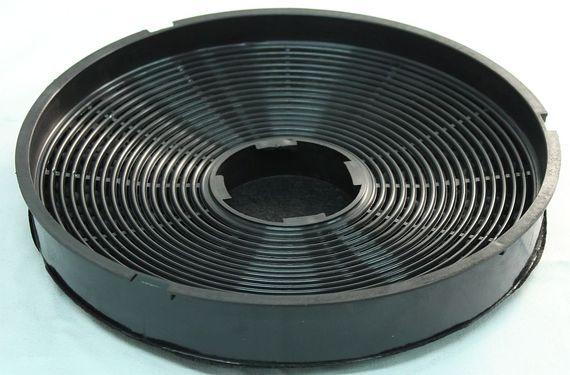 Spar-Set: 4 Stk. Aktivkohle-Filter universell passend für Dunstabzugshauben von AEG, Bauknecht, Whirlpool, Electrolux - Kohlefilter Typ 30 – Bild 2