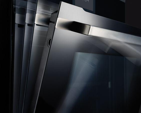 Küppersbusch BP 6550.0 W4  Pyro-Backofen weiß mit Design-Kit Gold – Bild 2