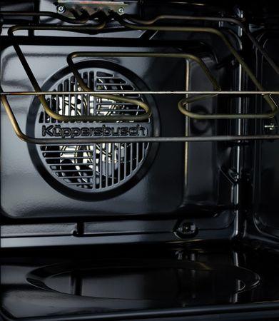 Küppersbusch Backofen B 6350.0 S2 schwarz mit Design-Kit Black Chrome – Bild 7
