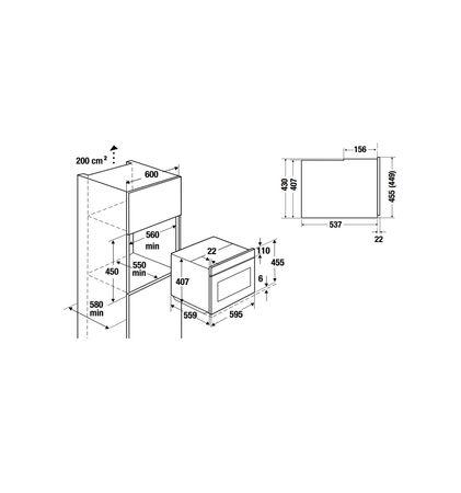 Küppersbusch Kompakt-Dampfgarer CD 6350.0 S2 schwarz mit Design-Kit Black Chrome – Bild 4