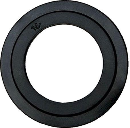 2 Stk. Universal-Lippendichtung 43 mm Durchmesser für Stopfenventil und Siebkörbchen - Ersatzteil: Dichtungsring Dichtung Abfluss-Ventildichtung – Bild 2