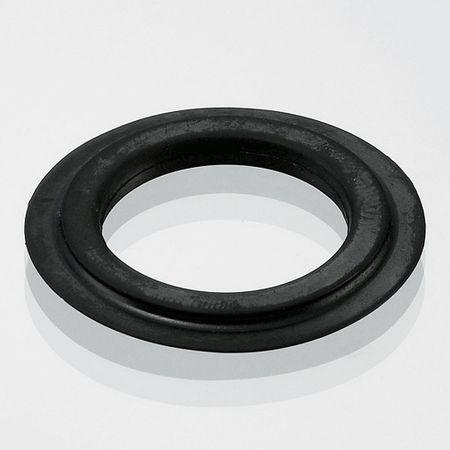 2 Stk. Universal-Lippendichtung 43 mm Durchmesser für Stopfenventil und Siebkörbchen - Ersatzteil: Dichtungsring Dichtung Abfluss-Ventildichtung – Bild 3