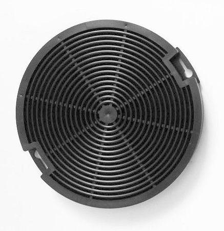 4x Aktivkohlefilter passend für AEG-Elektrolux EFF75 4055093712 , 942492436 NEU – Bild 4