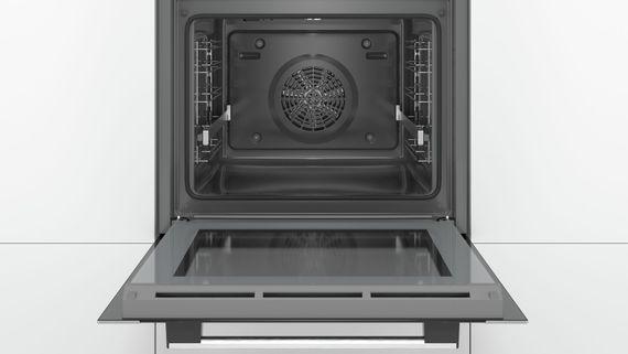 Bosch Einbaubackofen HBA3140S0 Backofen Autark Ofen Teleskopauszug 3D Heißluft – Bild 4