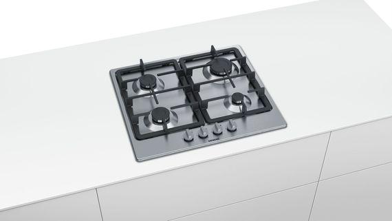 Siemens Gas-Kochfeld iQ300 EG6B5PB90 60cm – Bild 2