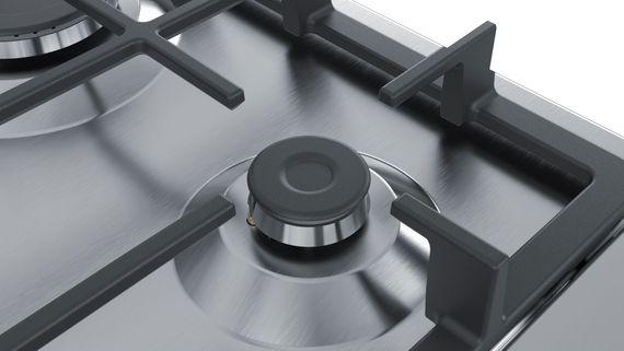 Siemens Gas-Kochfeld iQ300 EG6B5PB90 60cm – Bild 5