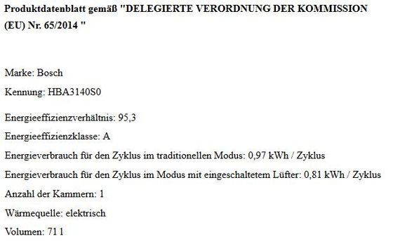 Bosch Backofen HBA3140S0 mit Kochfeld PKE645B17 – Bild 6