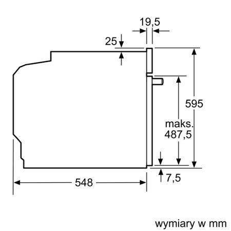 Bosch Backofen HBA5782S0 mit Gas-Kochfeld PCP6A5B90 – Bild 8