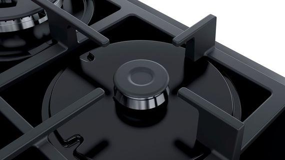 Bosch Backofen HB534AER0 mit Siemens Gas-Kochfeld EN6B6PB90 – Bild 8