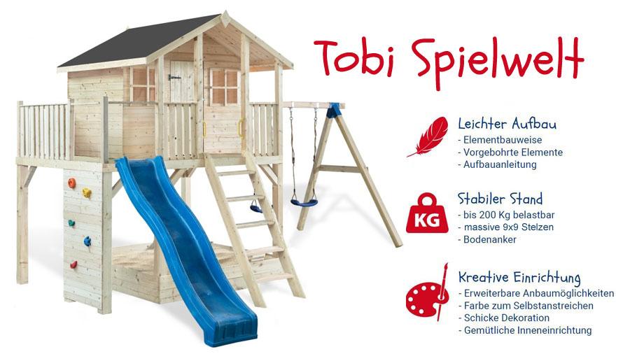 Stelzenhaus Tobi Spielwelt