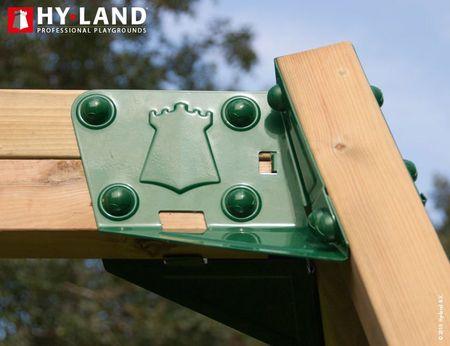 Hy-Land Nestschaukel – Bild 3