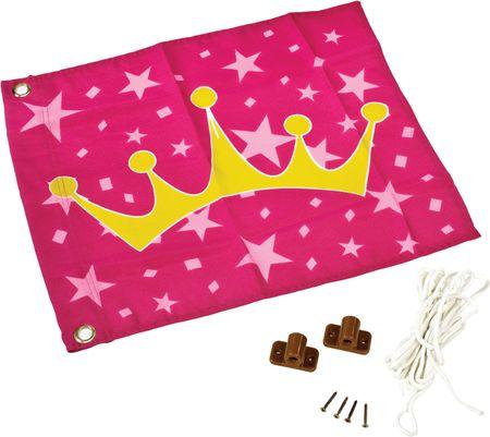 Fahne mit Hisssystem - Princess