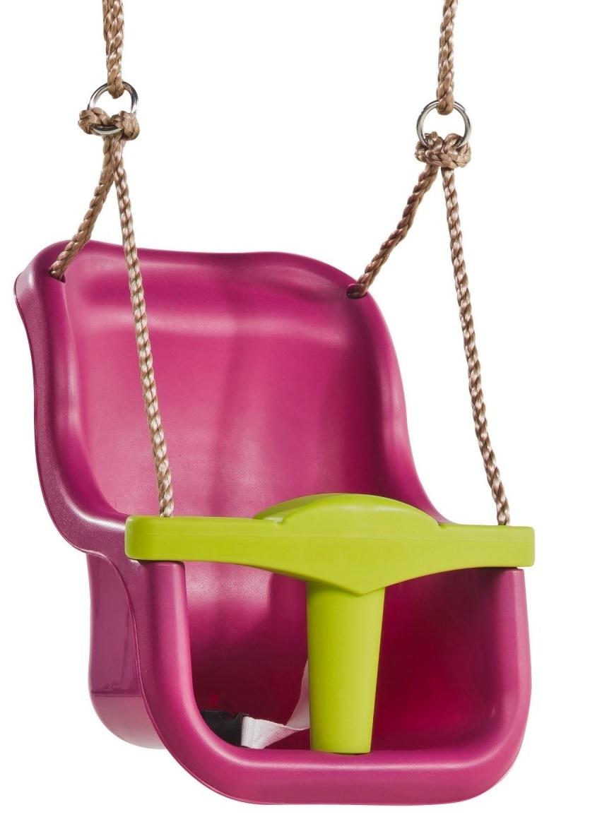 Babyschaukelsitz luxe pink