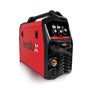 HEADUX - Titan Mig 225 Synergic-Inverter - Schweissgerät von Hoffer-Tec