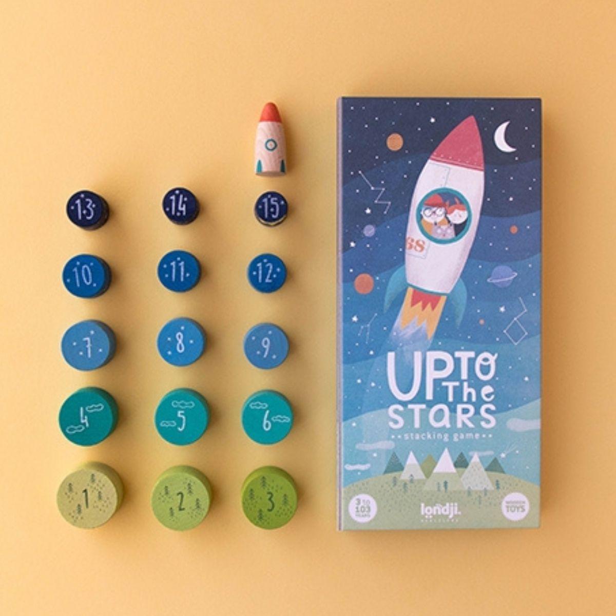 Holzspielzeug, Up to the Stars, ab 3 Jahren, von Londji