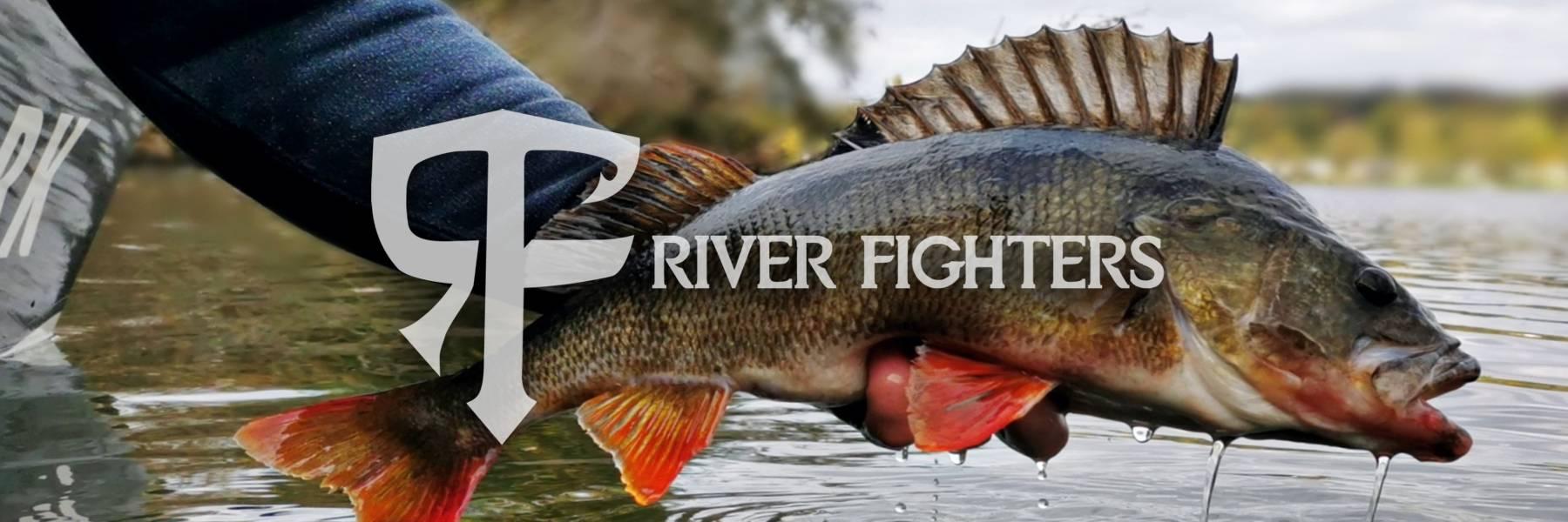 Riverfighters Raubfisch Angelshop