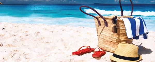 Accessories für den Beach