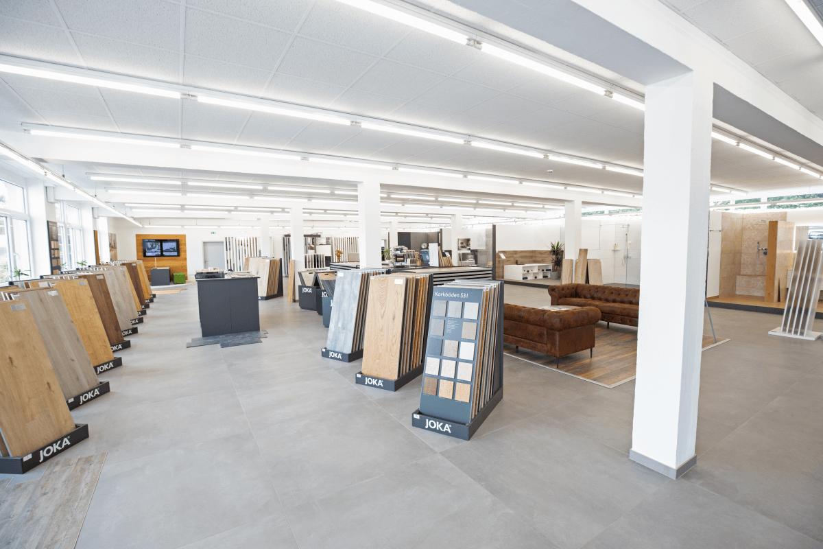 Fliesen- & Bodenwelt Ausstellung