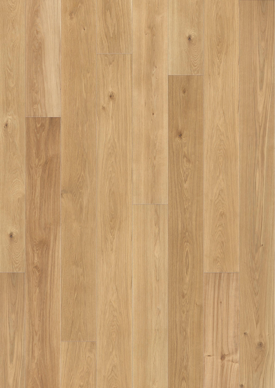 JOKA - Parkett Classic CASTLE 130 XL Eiche gebürstet Nature 2100 x 190 x 9,5mm