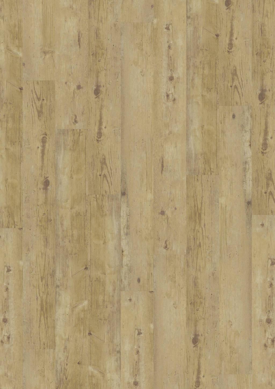 JOKA - Vinylboden Classic DESIGN 330 Dryback Klebevinyl Wormy Light Eiche 1219 x 152 x 2mm