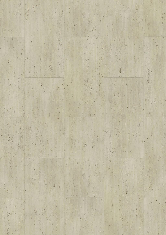 JOKA - Vinylboden Classic DESIGN 330 Dryback Klebevinyl Travertine 609 x 305 x 2mm