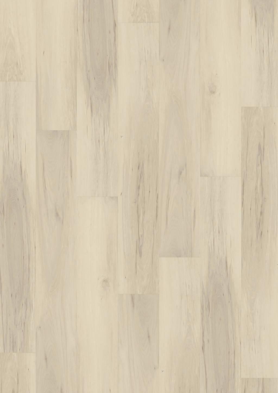 Joka - Vinylboden Classic DESIGN 330 Click-Vinyl Milky Ahorn 1244 x 178 x 4,5mm