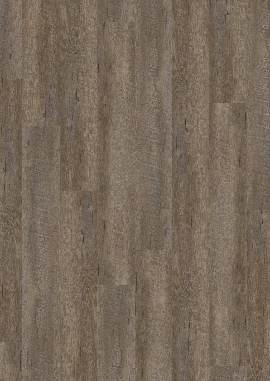 Joka - Vinylboden DESIGN 555 Dryback Klebevinyl Misty Eiche 1219 x 177 x 2,5mm