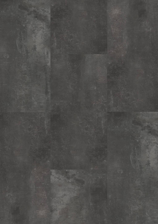 Joka - Vinylboden DESIGN 555 Dryback Klebevinyl Black Screed 914 x 457 x 2,5mm