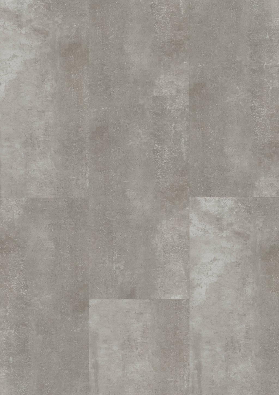 Joka - Vinylboden DESIGN 555 Dryback Klebevinyl Grey Screed 914 x 457 x 2,5mm