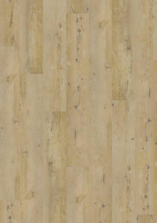 Joka - Vinylboden DESIGN 555 Dryback Klebevinyl Wormy Light Oak 1219 x 184 x 2,5mm