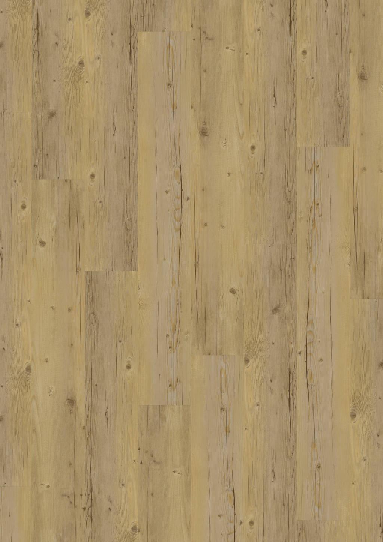 Joka - Vinylboden DESIGN 555 Click-Vinyl Blond Kiefer 1212 x 177 x 5mm