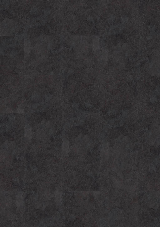 Joka - Vinylboden DESIGN 555 Click-Vinyl Black Slate 603 x 298 x 5mm