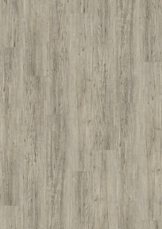 JOKA - Vinylboden Classic DESIGN 230 HDF Click-Vinyl inkl.Kork-Trittschall Grey Kiefer 1235 x 230 x 9,6mm