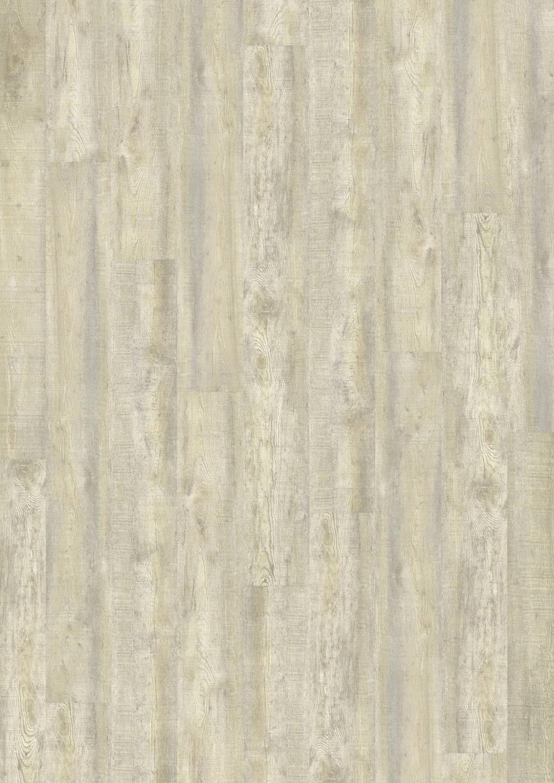 JOKA - Vinylboden Classic DESIGN 230 HDF Click-Vinyl inkl.Kork-Trittschall White Limed Eiche 1235 x 230 x 9,6mm