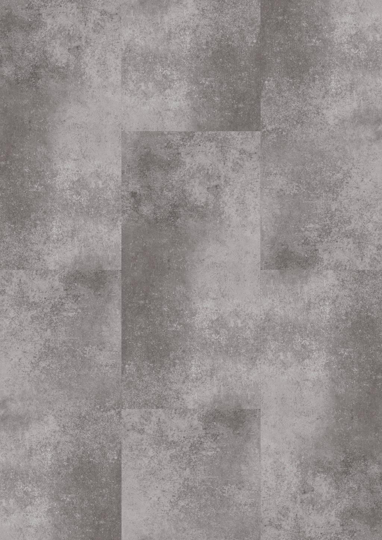 JOKA - Vinylboden Classic DESIGN 230 HDF Click-Vinyl inkl.Kork-Trittschall Grey Washed Stone 620 x 450 x 9,6mm