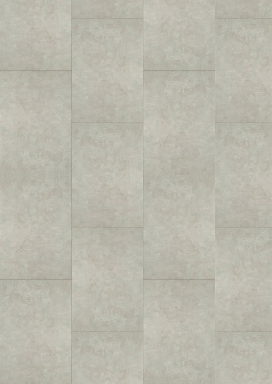JOKA - Vinylboden Classic DESIGN 230 HDF Click-Vinyl inkl.Kork-Trittschall Exposed Concrete 620 x 450 x 9,6mm