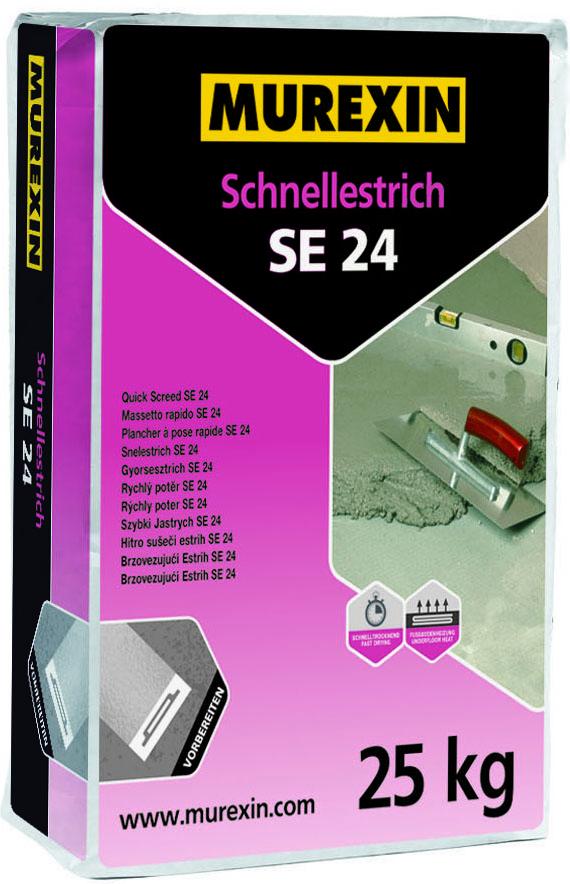 Murexin - Schnellestrich SE 24 25kg