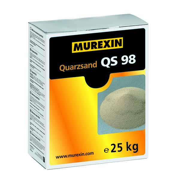 Murexin - Quarzsand QS 98 25kg