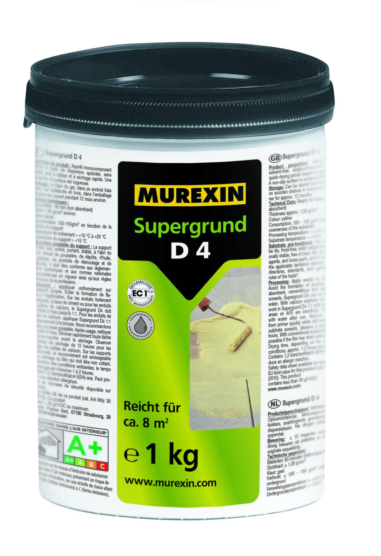 Murexin - Supergrund D4 Haftgrund