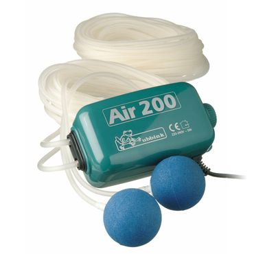 Air 200 Indoor Beluftungspumpe Pumpe Ubbink  1355082