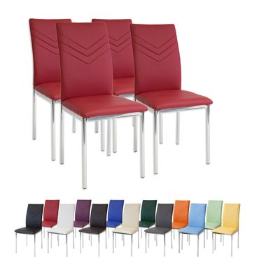BS Esszimmerstühle VERONA Farbe und Stückzahl wählbar – Bild 17