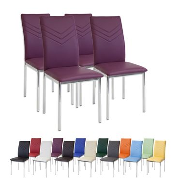 BS Esszimmerstühle VERONA Farbe und Stückzahl wählbar – Bild 19