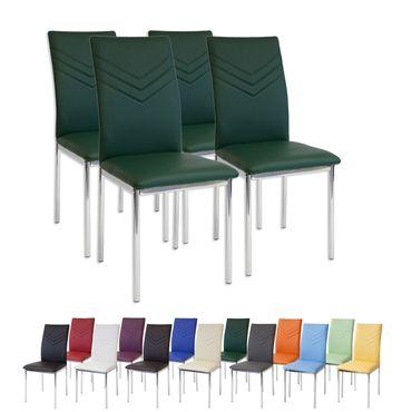 BS Esszimmerstühle VERONA Farbe und Stückzahl wählbar – Bild 20