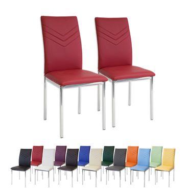 BS Esszimmerstühle VERONA Farbe und Stückzahl wählbar – Bild 4